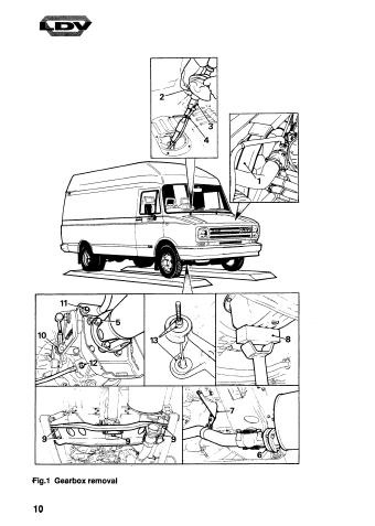 LDV Convoy Workshop Manual Download