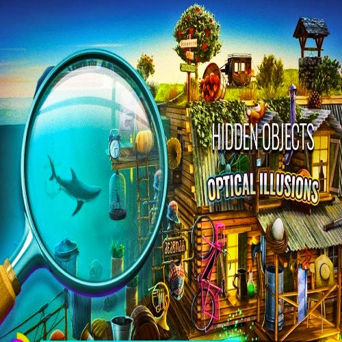 Download Hidden Object Games
