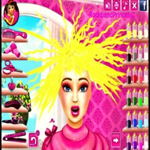 Hair Salon Games