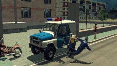 Russian Car Driver Game