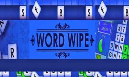 Word Wipe Game