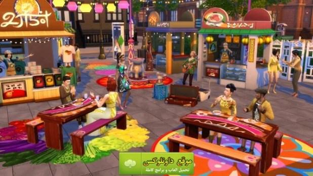 the sims 4 تحميل