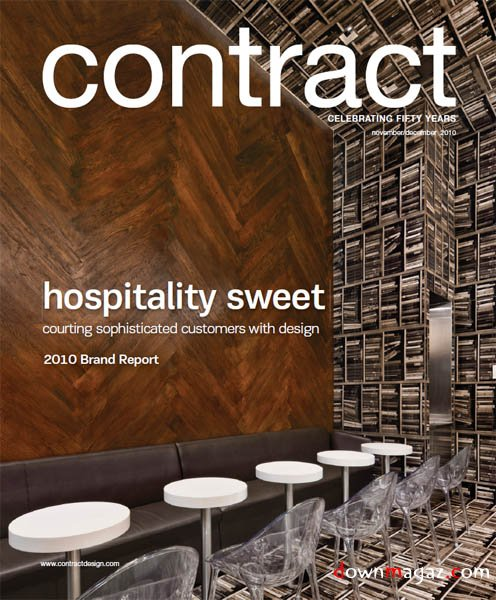 Contract Magazine NovemberDecember 2010 Download PDF