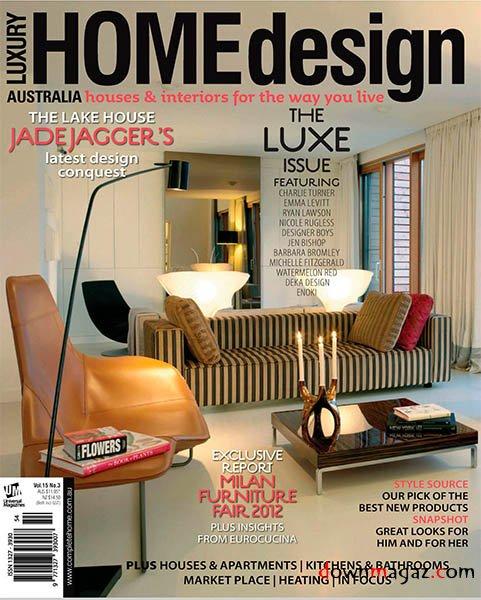 Luxury Home Design Magazine Vol15 No3  Download PDF