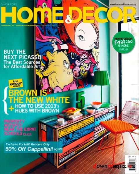 Home  Decor Magazine October 2012  Download PDF