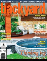 Backyard & Garden Design Ideas Magazine Issue 10.4