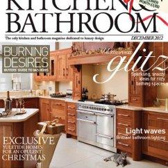 Kitchen Magazines Island With Dishwasher Utopia Bathroom Magazine December 2012 Download Pdf