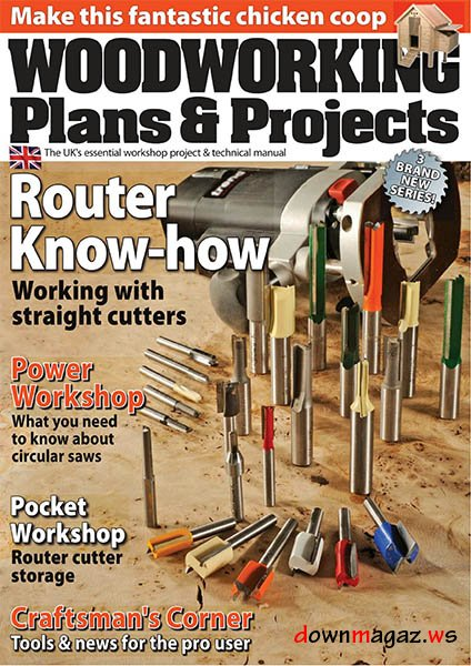 Woodworking Plans & Projects #067