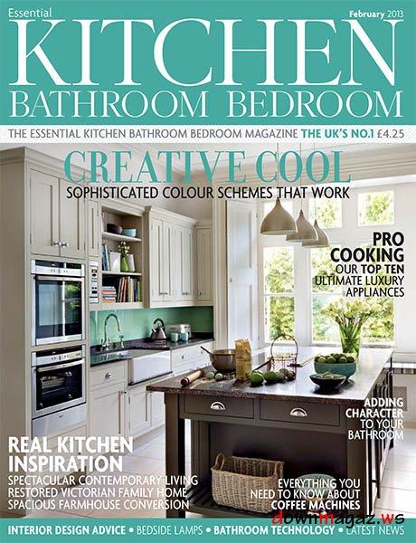 Essential Kitchen Bathroom Bedroom  February 2013