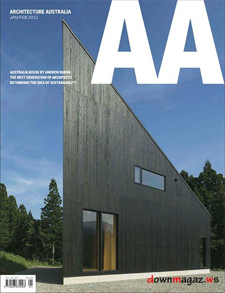 Architecture Australia  Januaryfebruary 2013 » Download