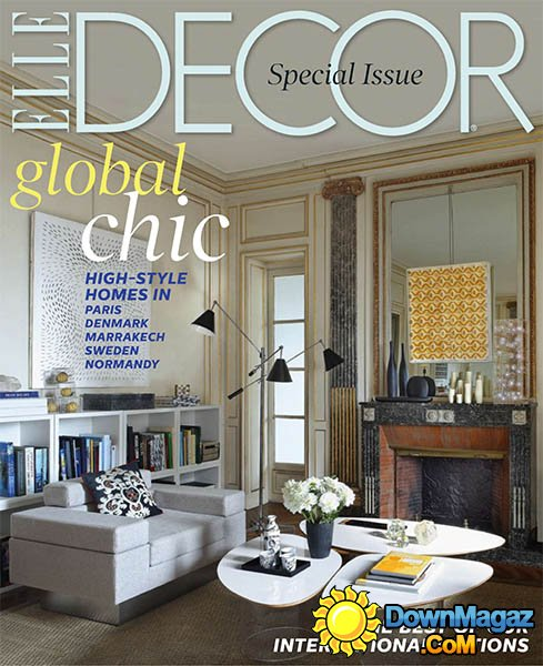 ELLE Decor USA  JanuaryFebruary 2014  Download PDF