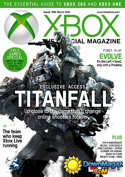Xbox The Official Magazine UK March 2014 Download PDF