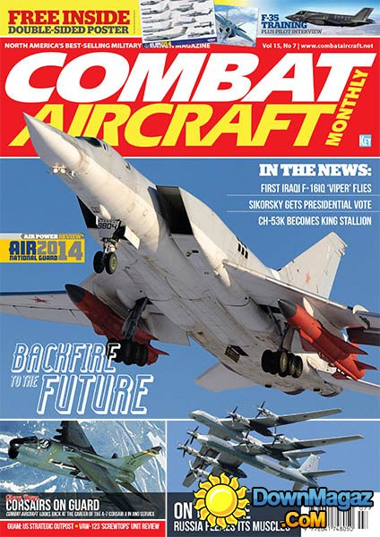 Combat Aircraft Monthly July 2014 Download PDF