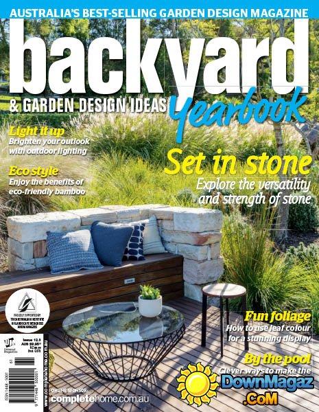 Backyard  Garden Design Ideas Magazine Issue 123  Download PDF magazines  Magazines Commumity