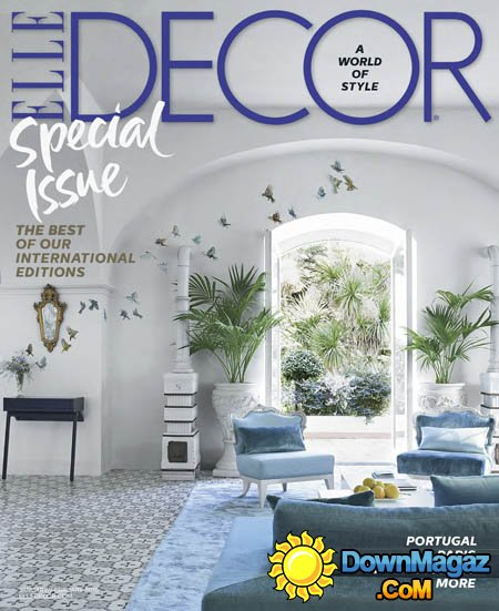 ELLE DECOR USA  January  February 2016  Download PDF