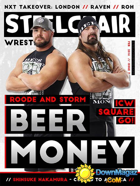 steel chair in wrestling wrought iron cushions outdoor steelchair february 2016 download pdf magazines