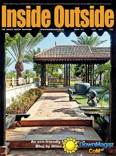 Inside Outside July 2016 Download PDF Magazines Commumity Interior Design Jobs