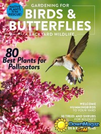 Gardening for Birds and Butterflies + Backyard Wildlife ...