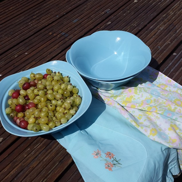 bowls and aprons