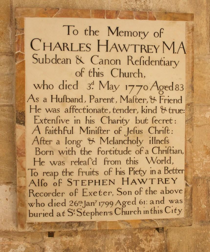 Charles Hawtrey MA