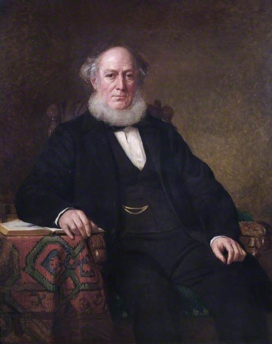 Mackinlay, Thomas, 1832-1870; Matthew Marshall (1791-1873), Chief Cashier of the Bank of England (1829-1835)