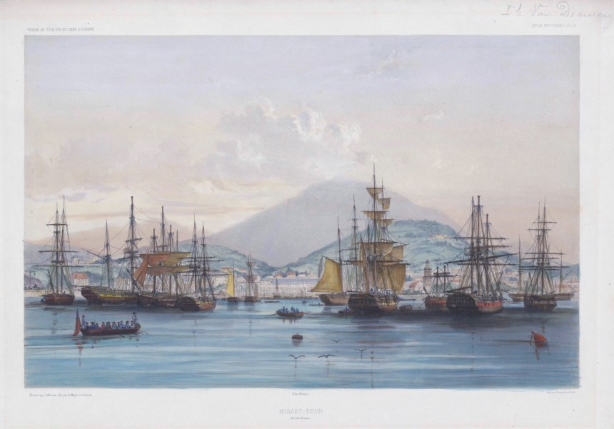 Hobart Town 1841