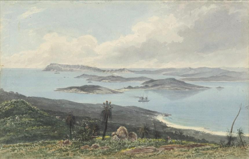 King George Sound 1854