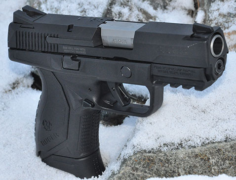 Review Ruger American Compact Pistol 45acp  Down Range Tv