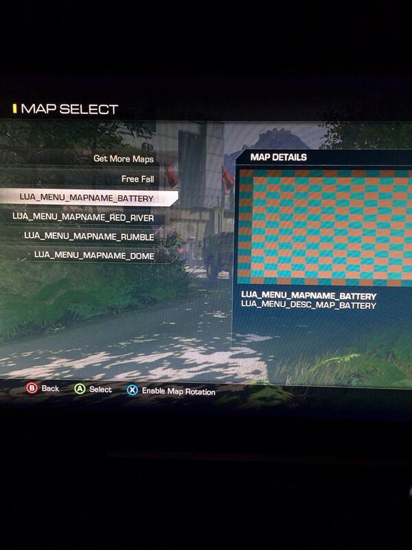 cod map pack leak