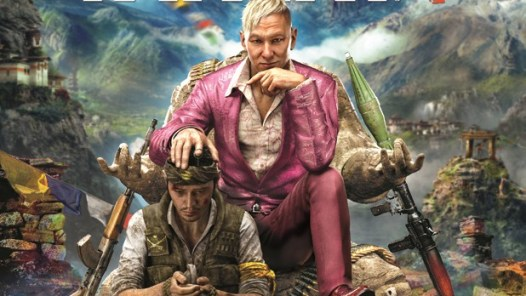 Far Cry 4 - Announcement Art