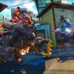 Herker Running - Sunset Overdrive