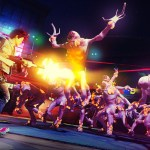 Nighttime Horde Fight - Sunset Overdrive