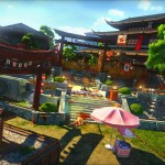 Troop Bushido Base - Sunset Overdrive