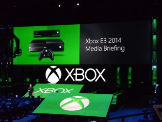Microsoft e3 2014 Conference