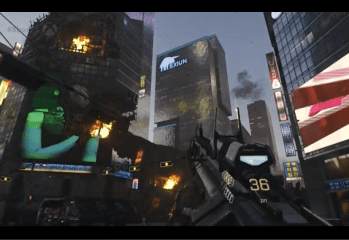 Call of Duty: Advanced Warfare E3 2014