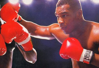 Mike Tyson's Punch-Out Boxart Cropped