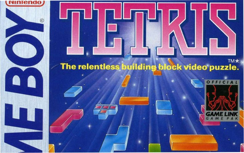 Tetris Game Boy Box Art Cropped