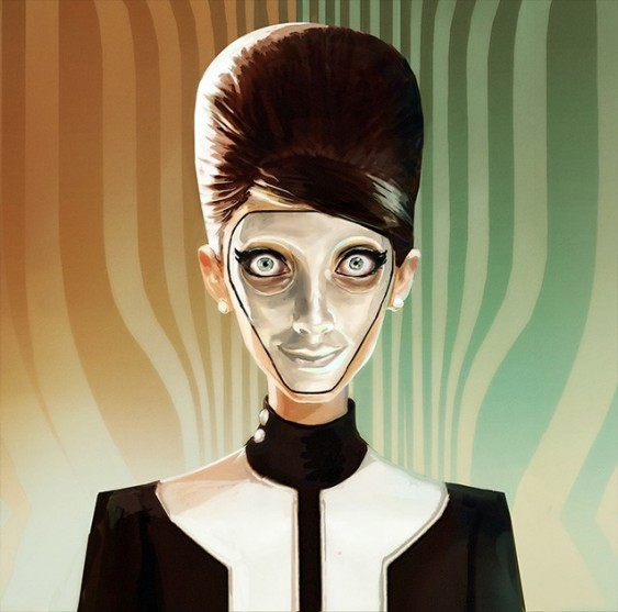 Wellette - We Happy Few (Concept Art)