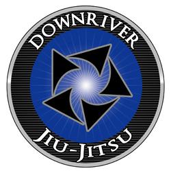 Downriver Jiu Jitsu logo