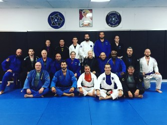 Downriver Jiu Jitsu group photo