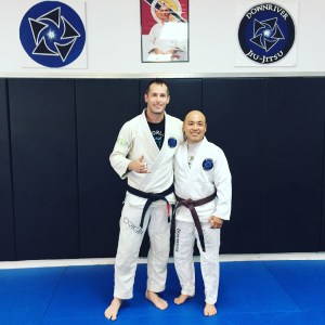 Black belt brown belt