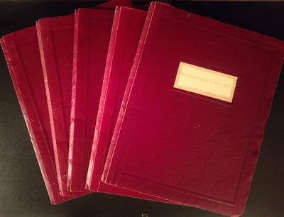 The Hopkins Manuscripts