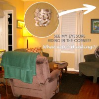 DIY Paint Swatch Chandelier (Project Re-Do)