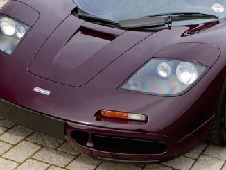 Mr Bean's McLaren F1 Up for Sale