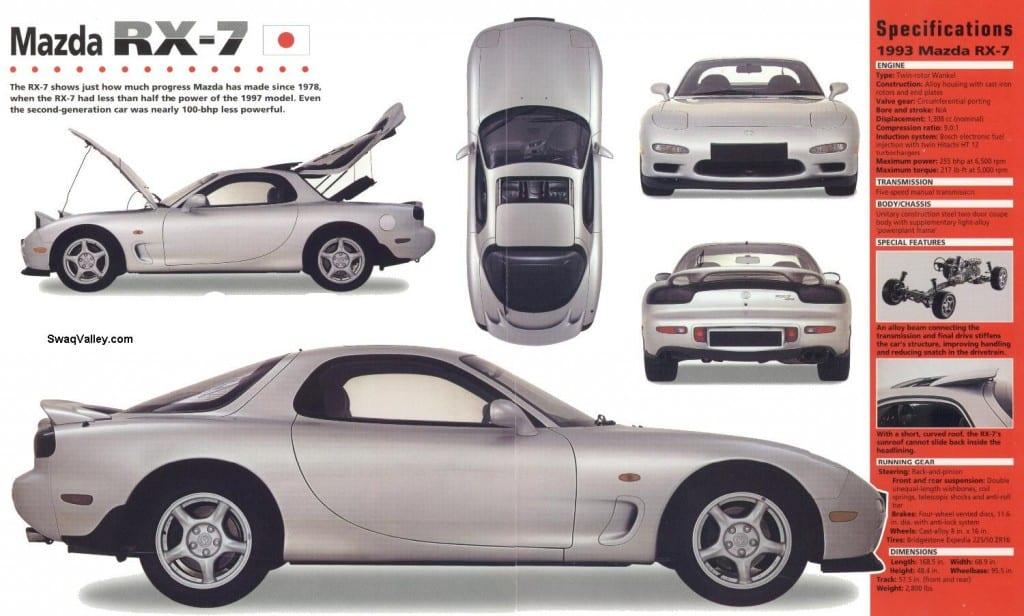 1992 Mazda FD RX-7