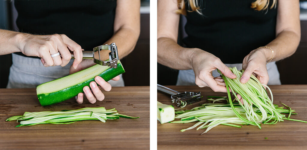 How to Make and Cook Zucchini Noodles The Most Popular