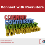 Connect with Recruiters
