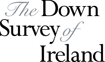 Homepage of The Down Survey Project