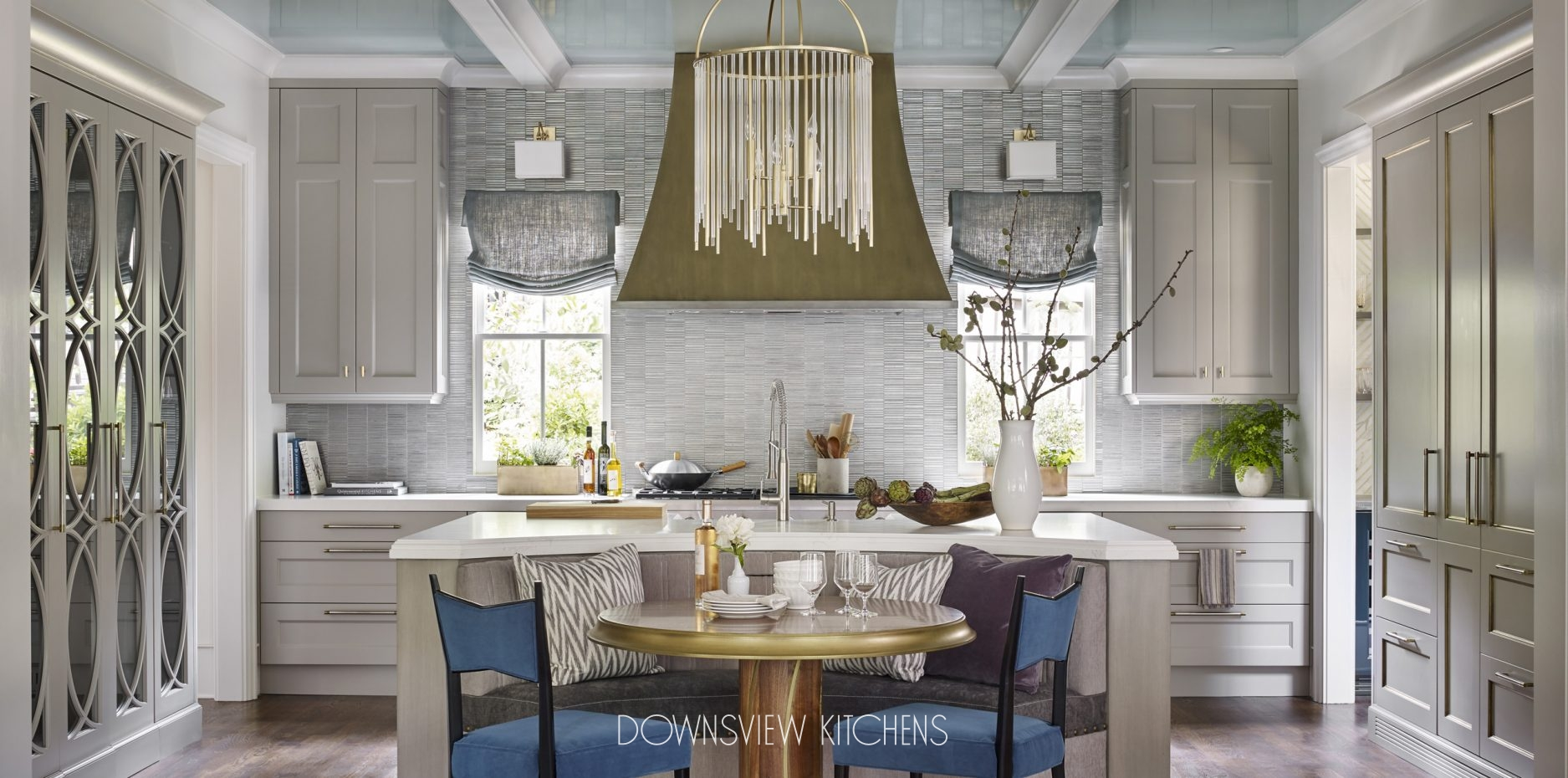 custom kitchens hickory kitchen cabinets wholesale artful mix downsview and fine cabinetry manufacturers of