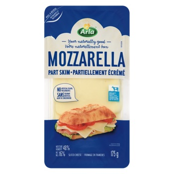 Arla Slice Cheese Mozzarella